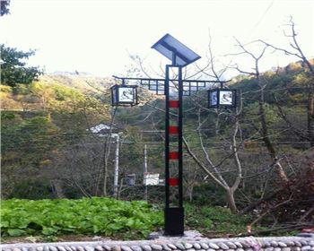 甘肃景观灯项目-商洛柞水