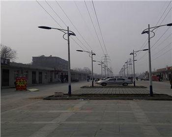 街道市电betway客户端下载-甘肃省西安市户县饮食街亮化工程