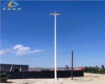 山西大同10米双臂betway客户端下载、15米中杆betway客户端下载项目